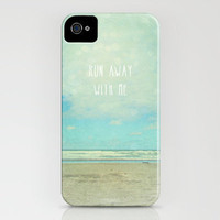 run away with me iPhone Case by Sylvia Cook Photography | Society6