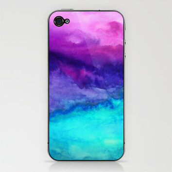 The Sound iPhone & iPod Skin by Jacqueline Maldonado | Society6