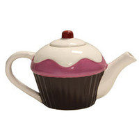 Buy Cupcakes Collection Four Cup Teapot Online | Teapots | Dunelm Mill