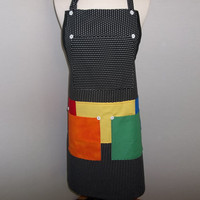 Art Color Smart Apron  O.O.A.K.