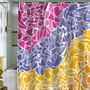 DENY Designs Home Accessories | Karen Harris Fossil Warm Jewels Shower Curtain