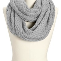 Women's Sweater-Knit Infinity Scarves