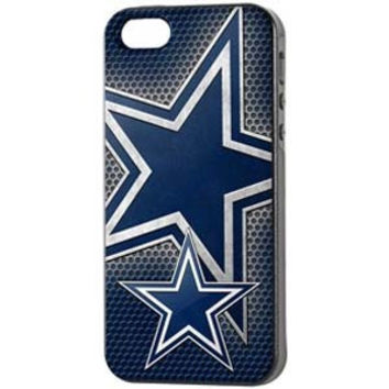 NFL Dual Protector Case for Apple iPhone 5 / 5S - Dallas Cowboys