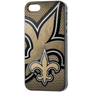 NFL Dual Protector Case for Apple iPhone 5 / 5S - New Orleans Saints