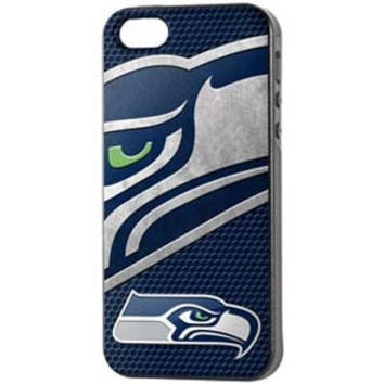 NFL Dual Protector Case for Apple iPhone 5 / 5S - Seattle Seahawks