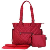 Best Rated Diaper Bags Wine- ecosusi.com