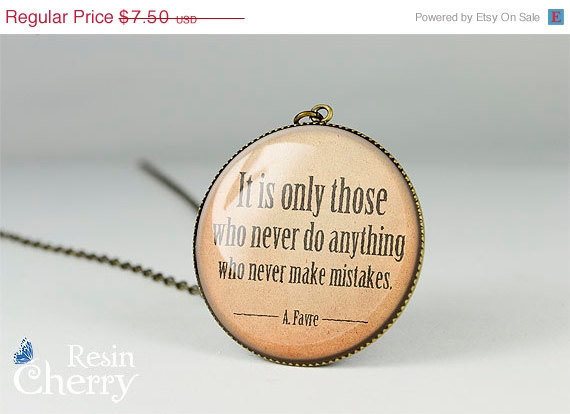 ON SALE: famous quotes jewelry pendant,photo charm,vintage style resin pendants,pendant charms- Q0058CP