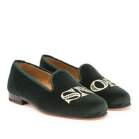 STUBBS & WOOTTON | Suede Snob Loafers | Browns fashion & designer clothes & clothing