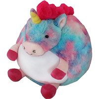 Squishable Prism Unicorn: An Adorable Fuzzy Plush to Snurfle and Squeeze!
