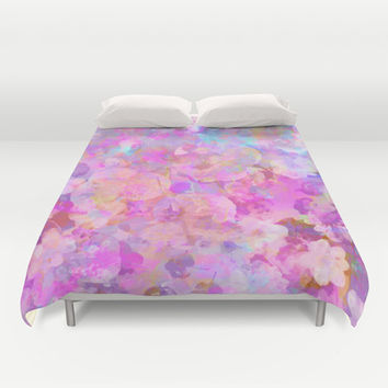 Spring #3 Duvet Cover by Ornaart | Society6