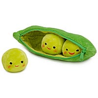 3 Peas-in-a-Pod Plush - Toy Story 3 - Mini Bean Bag - 8''