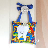Superman Tooth Fairy Pillow For Boy.. on Luulla