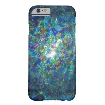 Mystic Waters pattern iPhone 6 Case