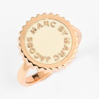 MARC BY MARC JACOBS Notched Disc Ring