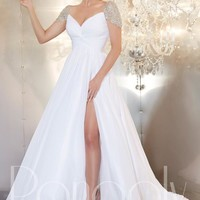 Sleeved 2014 Panoply Homecoming Dress 14660