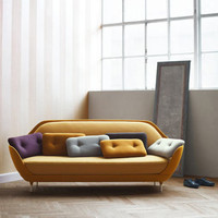 Favn Sofa by Jaime Hayon for Fritz Hansen | Daily Icon