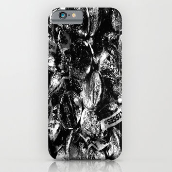 Sweet Dreams are made of this, just give me a kiss iPhone & iPod Case by Laura Santeler | Society6