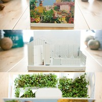 Postcarden Sendable Minigarden - $20