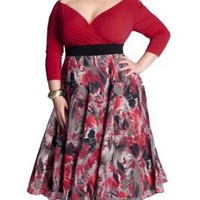 IGIGI by Yuliya Raquel Plus Size Georgine Dress