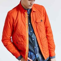 Vanishing Elephant Quilted Shirt Jacket - Urban Outfitters