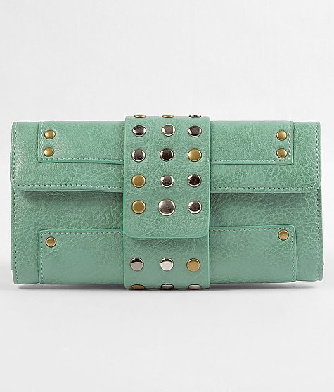 Studded Wallet - Women's Bags | Buckle