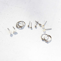 Studs + Hoops Earring Set - Urban Outfitters