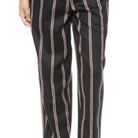 Tilden Striped Trouser