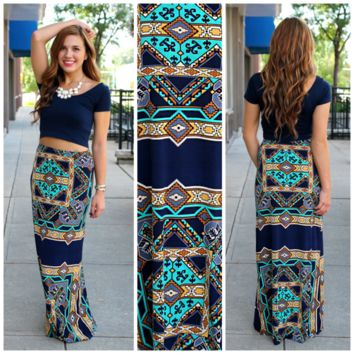 Born Again Maxi Skirt