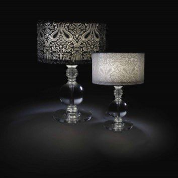 Valencia Crystal Table Lamps - Opulentitems.com
