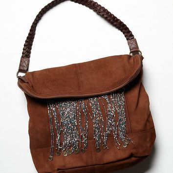 Free People Heaven Fringe Hobo