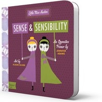 Sense & Sensibility Board Book: BabyLit Classic Literature Introduction