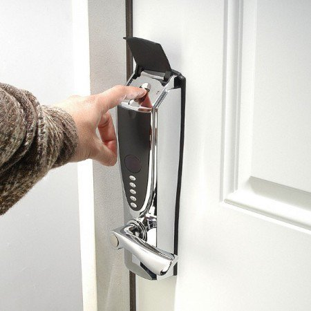 Biometric Door Lock - Opulentitems.com