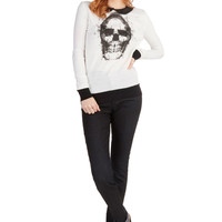 Skull You Could Ever Want Sweater | Mod Retro Vintage Sweaters | ModCloth.com