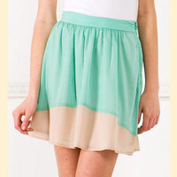 Sea Breeze Skirt