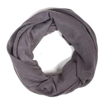 Simple Lightweight Infinity Scarf