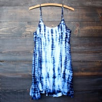 tie dye for dress | blue flowy bohemian boho chic gypsy dresses urban free spirit festival concert outfits party edm burning man southern