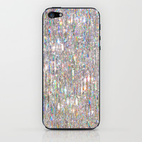To Love Beauty Is To See Light (Crystal Prism Abstract) iPhone & iPod Skin by soaring anchor designs ⚓ | Society6