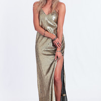 Dream On Maxi Dress By Finders Keepers