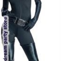 Batman The Dark Knight Rises Secret Wishes Catwoman Adult Costume