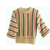 Camel Hair and Geelong Lambswool Size 36 Vintage Dalton Sweater 1960