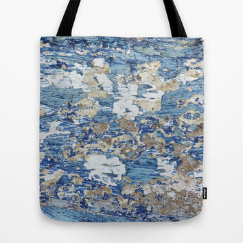 Islands of Ugly Tote Bag by RichCaspian | Society6