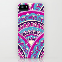 Rising Mandalas iPhone & iPod Case by PeriwinklePeacoat | Society6