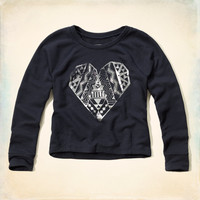 Belleflower Shine Sweatshirt