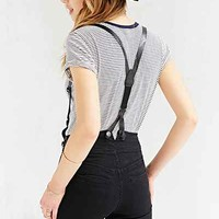 CourtShop James High-Rise Suspender Jean - Urban Outfitters