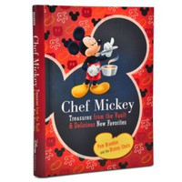 Chef Mickey Treasures from the Vault  Delicious New Favorites | Books (Non-Fiction) | Disney Store