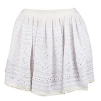 Lace Elastic Skirt 10