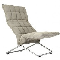 K chair, stone-black - Harri Koskinen K chair - Lounge & Sofas - Furniture - Finnish Design Shop