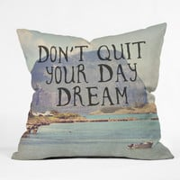 Maybe Sparrow Photography Day Dream Outdoor Throw Pillow