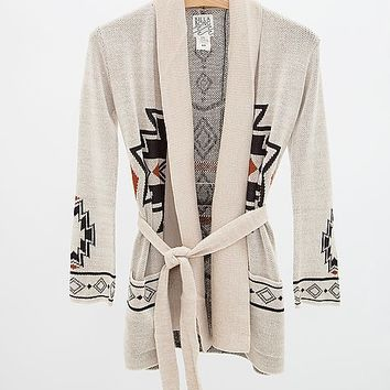 Billabong Leaving This Behind Cardigan Sweater