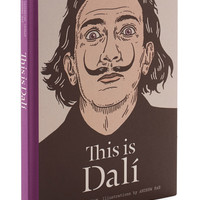 Chronicle Books Nifty Nerd This is Dali